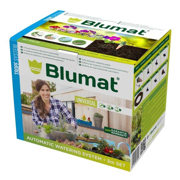 Blumat, Tropfblumat 12er-Set mit Zubehör