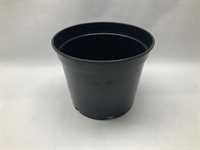 runder Topf, 3 L, sehr stabil, ø=19 cm, schwarz