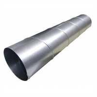 Wickelfalzrohr 160mm, 1,50m