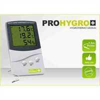 GHP Hygrothermo Medium mit extern. Messfühler