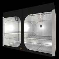 Secret Jardin Dark Room 300W, 297x150x217 cm