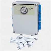 GSE Timer Box II 6 x 600 W, 2x230V
