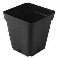 TEKU, viereckige Töpfe 9x9x10 cm 0,5L