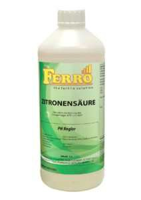 Ferro Ph Zitronensäure 1 L