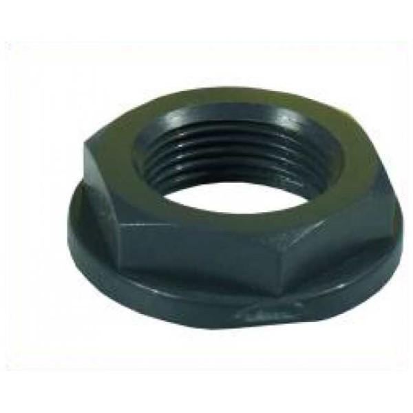 PVC-Überwurfmutter 1 Zoll