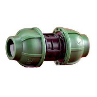 PE-Kupplung, Reduktion, 20 > 16 mm, verschraubt (B