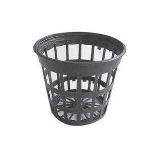 Gitternetztopf, schwarz, ø 5 cm