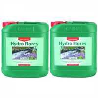 Canna Hydro Flores A u. B, je 5 L Hartes Wasser