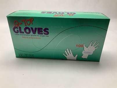 Handschuhe Einweg Latex Größe XL