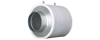 Aktivkohlefilter mit CTC-70-Kohle bis 160 (125)