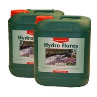 Canna Hydro Flores A u. B, je 5 L Weiches Wasser