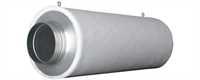 Aktivkohlefilter mit CTC-70-Kohle bis 450 (125)