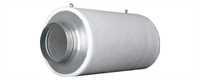 Aktivkohlefilter mit CTC-70-Kohle bis 300 (100)