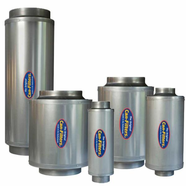 Schalldämpfer CAN-50 cm - 254 mm