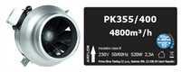 Prima Klima AC Blue Line 350/400mm Ventilator 4800