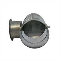Lüftungsdrosselklappe 160 mm