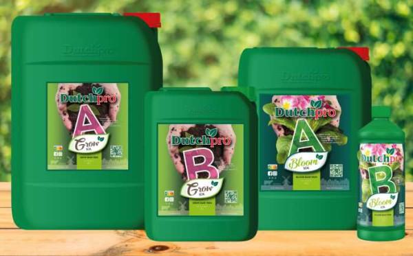 DutchPro - Original Grow Soil A+B [5L]