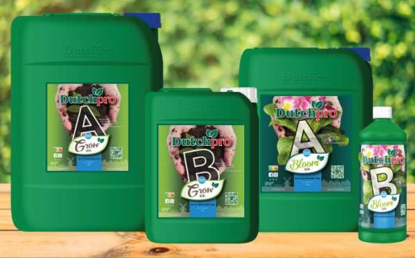 DutchPro - Original Bloom Soil A+B (5L) Softwater