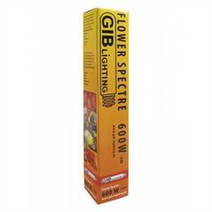 GIB Lighting Flower Spectre HPS 600 W