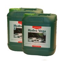 Canna Hydro Vega A u. B, je 5 L Hartes Wasser