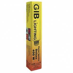 GIB Lighting Flower Spectre Deluxe HPS 400 W