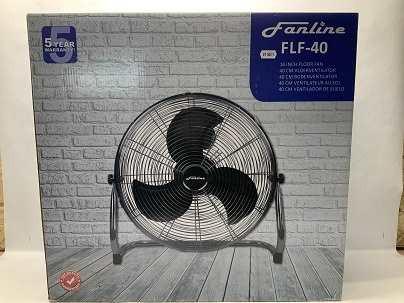 FanLine FLF-40 , floor fan 40cm