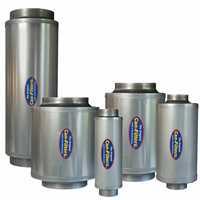 Schalldämpfer CAN-100 cm - 254 mm